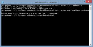 WolProxy automatisch mit dem Raspberry starten