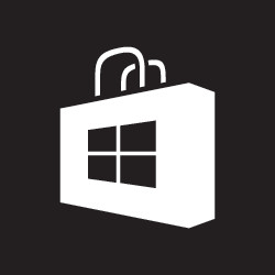 Windows App Store Logo