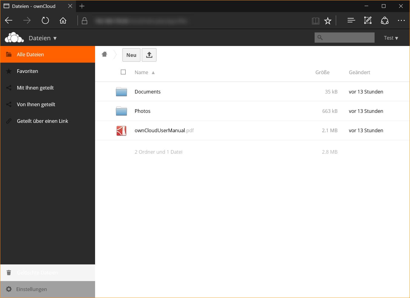 ownCloud unter Windows 10 optimal nutzen » DecaTec