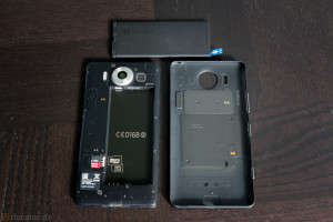 Lumia 950: Innenleben