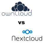 ownCloud vs NextCloud