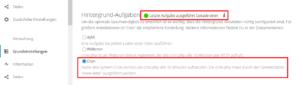 Nextcloud: Ausführung von Hintergrund-Aufgaben per Cron