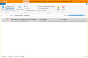 Suche nach Datei-Inhalten im Windows-Explorer