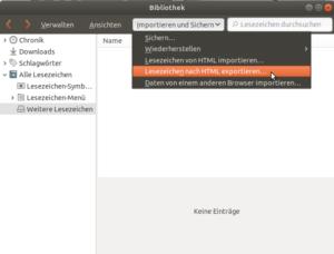 Firefox Mit Chrome Synchronisieren