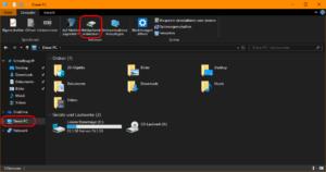 Windows: Netzlaufwerk verbinden